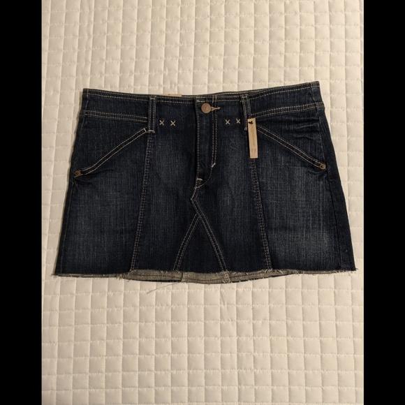 Levi's Dresses & Skirts - Levi's | Mini Skirt